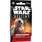 Star Wars Destiny Awakening Booster Box Display