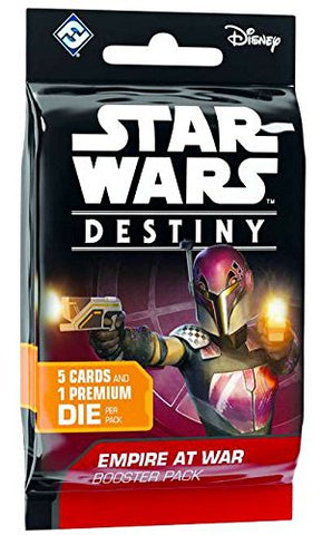 Star Wars Destiny Empire at War Booster Pack (Release date 14 September 2017)