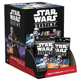 Star Wars Destiny Spirit of Rebellion Booster DISPLAY (Release date 04/05/2017)