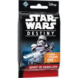 Star Wars Destiny Spirit of Rebellion Booster Pack (Release date 04/05/2017)