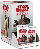 Star Wars Destiny Way of the Force Booster Box (Release date 12/07/2018)