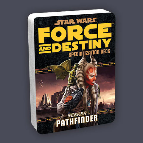 Star Wars Force and Destiny Specialisation Deck: Seeker Pathfinder