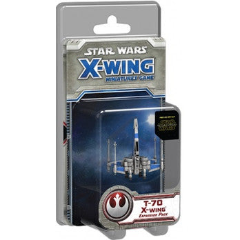 Star Wars X-Wing Force Awakens T-70 Expansion