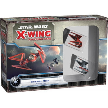 Star Wars X-Wing Miniatures Game- Imperial Aces Expansion Pack