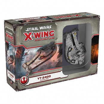 Star Wars X-Wing Miniatures Game: YT-2400 Freighter