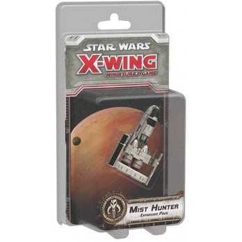 Star Wars X-Wing Mist Hunter