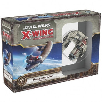 Star Wars X-Wing Punishing One