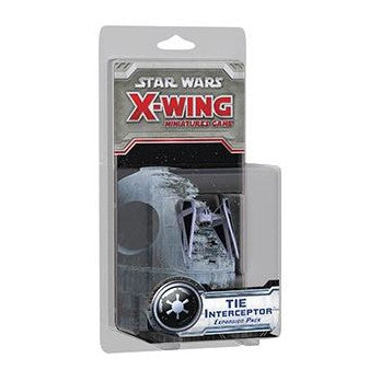 Star Wars X-Wing Tie Interceptor Expansion Pack