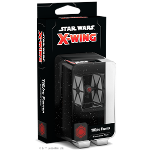 Star Wars X-Wing 2nd Edition Tie/Fo Fighter Expansion Pack