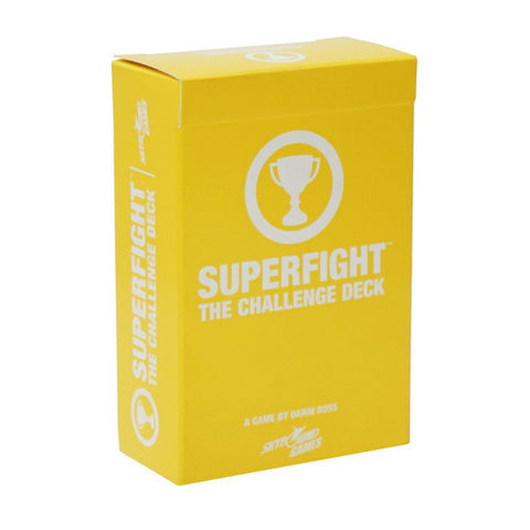 Superfight Challenge Deck