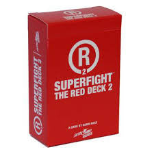 Superfight Red Deck 2