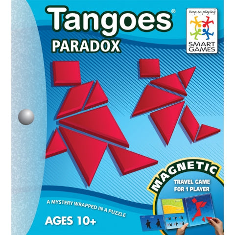 Tangoes Paradox-Magnetic Travel