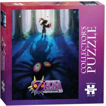 The Legend Of Zelda Majoras Mask Monster Hunter Collectors Puzzle 550-Piece