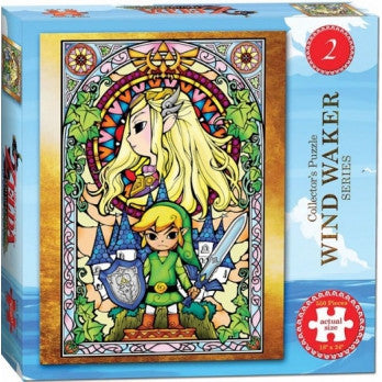 The Legend of Zelda Wind Waker Series Collector's Puzzle #2