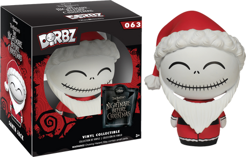 The Nightmare Before Christmas - Santa Jack Dorbz