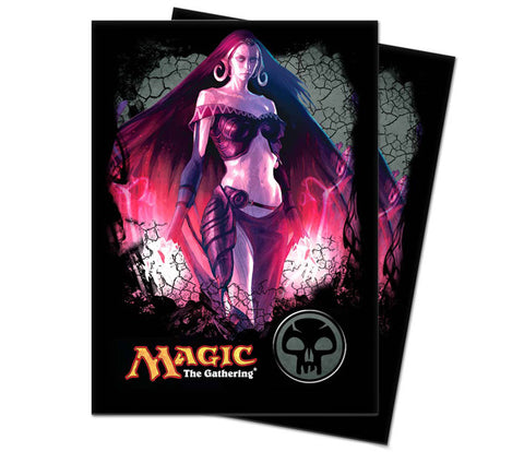ULTRA PRO - Magic: The Gathering - Mana 4 Deck Protector – Liliana