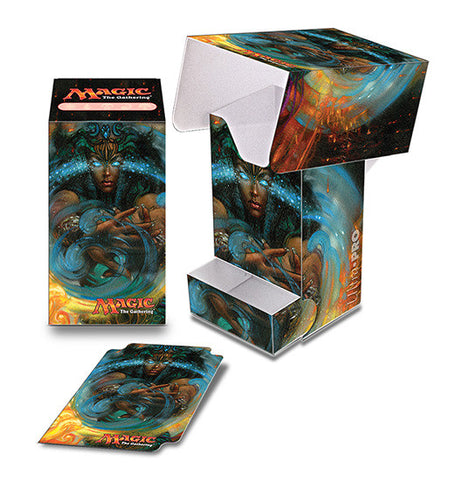 ULTRA PRO - Magic: The Gathering Eternal Masters Full-View Deck Box with Tray