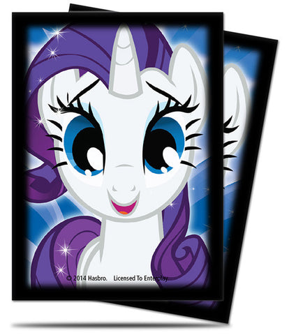 ULTRA PRO - My Little Pony - Standard Rarity Deck Protector Sleeves - 65ct