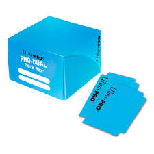 ULTRA PRO - Pro-Dual Deck Box Blue