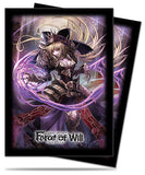 ULTRA PRO Force of Will: A2 Dark Faria Deck Protector Sleeves