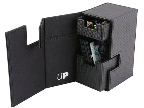 ULTRA PRO M2 Deck Box - All Black