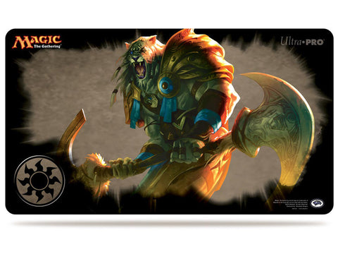 ULTRA PRO Magic: The Gathering Play Mat - Mana 4 Planeswalkers - Ajani