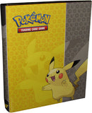 ULTRA PRO Pokémon - 4-Pocket Full-View Portfolio - Pikachu