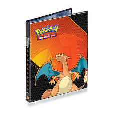 ULTRA PRO Pokemon 4 Pocket Portfolio Charizard