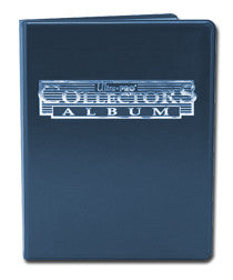 ULTRA PRO  Collectors Album  - 9-Pocket Blue