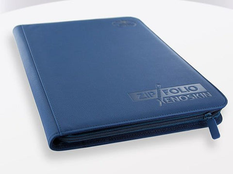 Folder Ultimate Guard 9-Pocket ZipFolio XenoSkin Blue