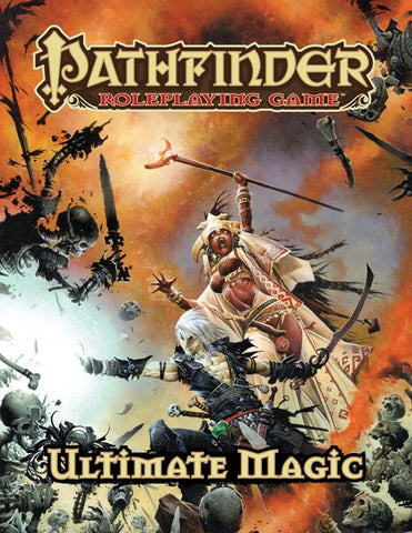 Pathfinder Roleplaying Game Ultimate Magic