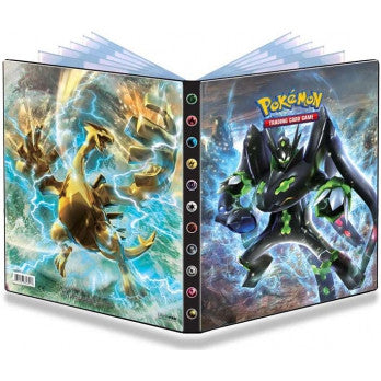 Ultra Pro Pokemon 9-pocket Portfolio XY Series 10