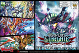 Cardfight Vanguard G Extra Booster Pack Vol. 03 (VGE-G-EB03 )-The GALAXY STAR GATE-English (Release date 23/02/2018)