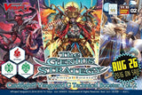Cardfight!! Vanguard G Technical Booster Box Vol. 02 - The Genius Strategy - English