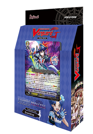 VGE-G-TD08 VANGUARD G TRIAL DECK VOL. 08 VAMPIRE PRINCESS OF THE NETHER HOUR - ENGLISH (1 PC)