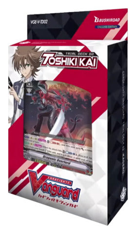 Cardfight!! Vanguard V Trial Deck Vol. 02 (VGE-V-TD02) Toshiki Kai-English (Release date 08/06/2018)