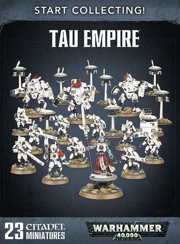 Warhammer 40K Start Collecting! Tau Empire (2017 Edition)