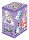 Weiss Schwarz Booster Box Re:ZERO-Starting Life in Another World-English (Release Date 28/12/2018)