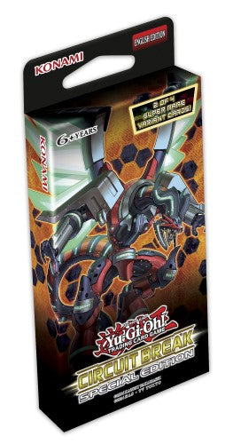 Yu-Gi-Oh! Circuit Break Special Edition (Release date 7/12/2017)