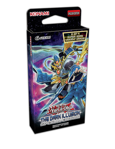 Yu-Gi-Oh! - The Dark Illusion Special Edition (release date 15/09/2016)