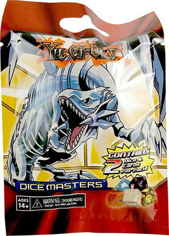 Yu-Gi-Oh! Dice Masters Series One Booster Pack