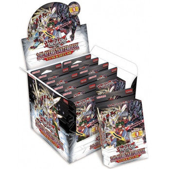 Yu-Gi-Oh! TCG 2 Player Starter Deck Yuya & Declan Display
