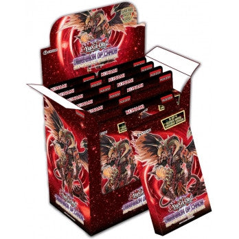 Yu-Gi-Oh! TCG Dimensions Of Chaos Special Edition Deck DISPLAY