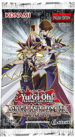 Yu-Gi-Oh! TCG Duelist Pack Battle City Booster Pack