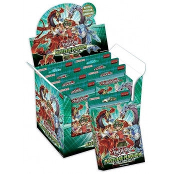 Yu-Gi-Oh! TCG Master Of Pendulum Structure Deck Display