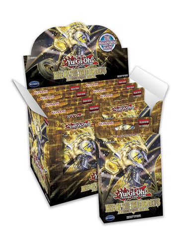 Yu-Gi-Oh TCG Rise of the True Dragons Structure Deck Display
