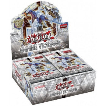 Yu-Gi-Oh! TCG Shining Victories Booster Display