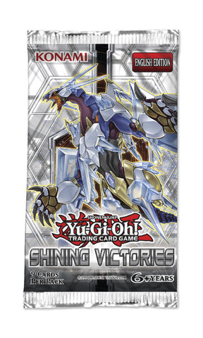 Yu-Gi-Oh! TCG Shining Victories Booster Pack
