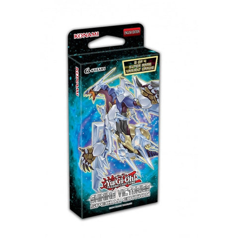 Yu-Gi-Oh TCG Shining Victories Special Edition