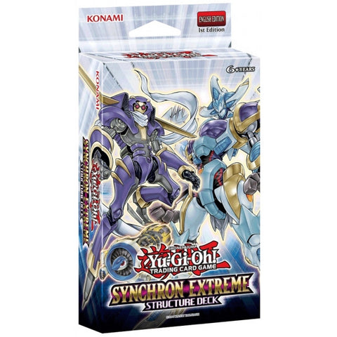 Yu-Gi-Oh! TCG Synchron Extreme Structure Deck